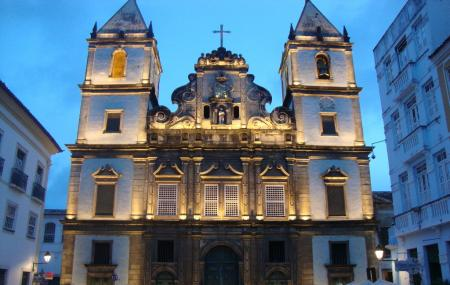 Sao Francisco Church And Convent Image
