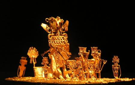 Gold Museum Or Museo Del Oro Image