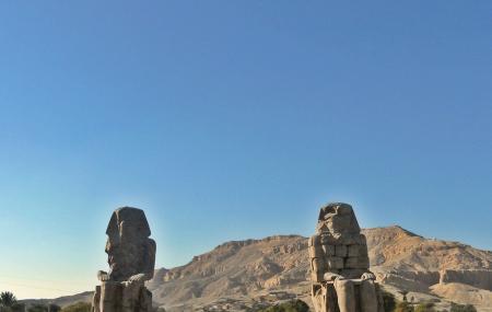 Colossi Of Memnon Image