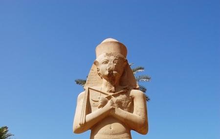 Karnak Temple Image