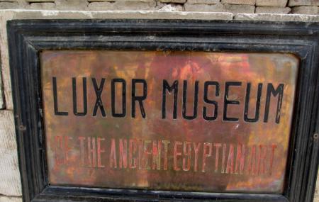 Luxor Museum Image