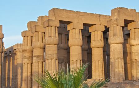 Luxor Temple Image
