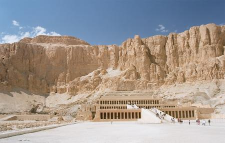 Temple Of Hatshepsut Image