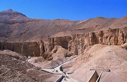 Valley Of The Kings Image