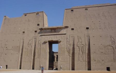 Temple Of Horus, Edfu Image
