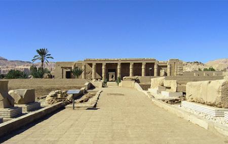 Temple Of Seti I Image