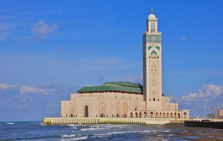 Hassan Ii Mosque Image
