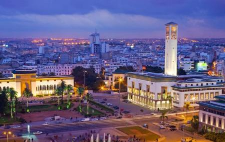 Square Of Mohammed V Image