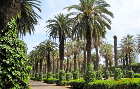 Parc De La Ligue Arabe Image