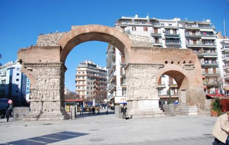 The Arch Of Galerius Image