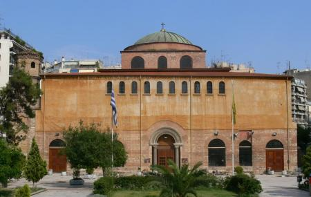 Church Of Hagia Sofia Image