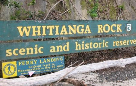 Whitianga Rock Image