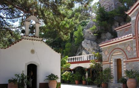 St George Of Selinari Monastery Image