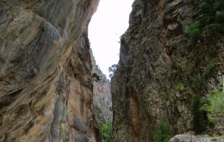 Samaria Gorge Image