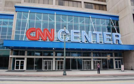 Inside Cnn Studio Tour Image
