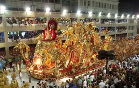 Brazilian Carnival In Rio Image