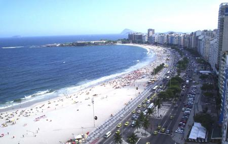 Copacabana Beach Image