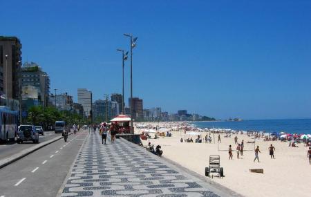 Leblon Beach Image