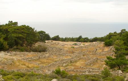 Ancient Kamiros Image