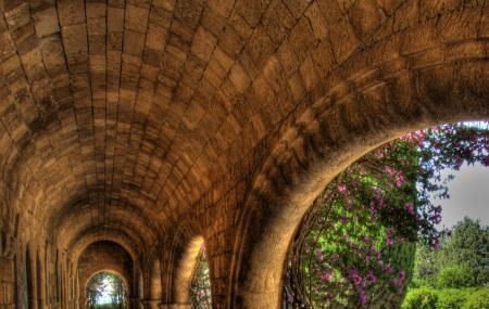 Filerimos Monastery Image