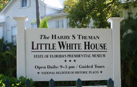 Harry S Truman Little White House Image