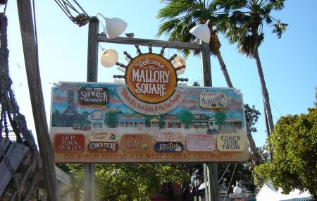 Mallory Square And Pier Image