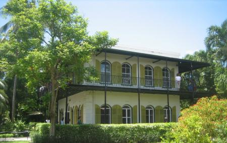 Ernest Hemingway House And Museum Image
