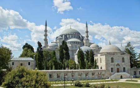 Suleymaniye Mosque Image