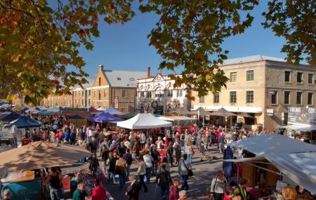 Salamanca Place Image