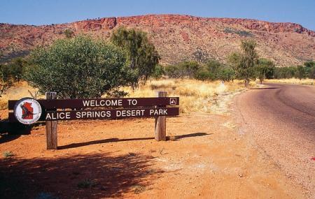 Alice Springs Desert Park Image