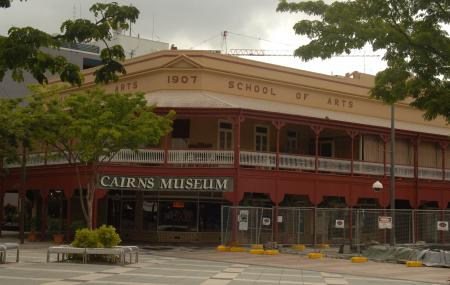 Cairns Museum Image