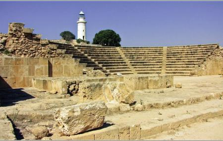 Kato Paphos Archaeological Park Image