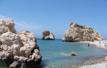 Aphrodite's Rock Image