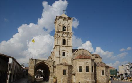 Ayios Lazarus - Church Of Saint Lazarus Image