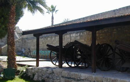 Larnaca Castle Fort And Museum Image