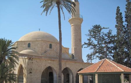 Hala Sultan Tekke Image