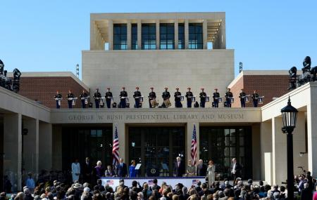 George W. Bush Presidential Library And Museum Image