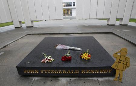 John F. Kennedy Memorial Image