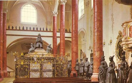 Hofkirche, Court Church Of Innsbruck Image