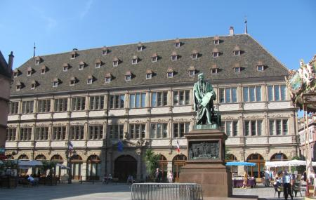 Place Gutenberg, Parking Gutemberg, Strasbourg