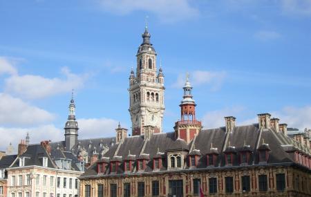 La Vielle Bourse And La Furet Du Nord Image