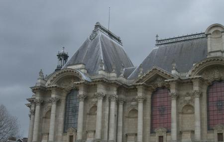 Palace Of Fine Arts, Le Palais Des Beaux Arts De Lille Image