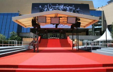 Palais Des Festivalset Des Congres Image