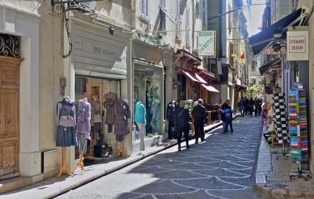 Rue D Antibes Image