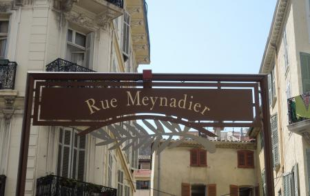 Rue Meynadier And Marche Forville Image