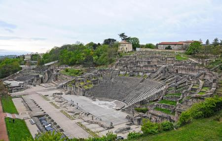 Museum Of Gallo-roman Civilization Or The Odeon And The Roman Amphitheatre Image