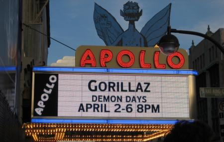 Apollo Theater Image