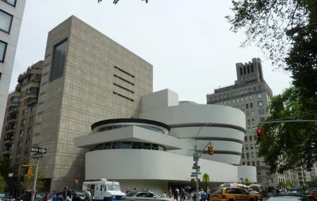 Solomon R Guggenheim Museum Image