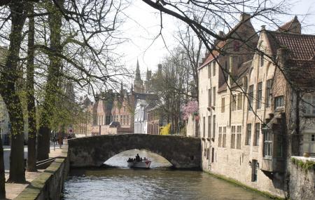 Bruges Waterways Image