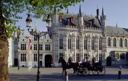 Stadhuis Town Hall Image